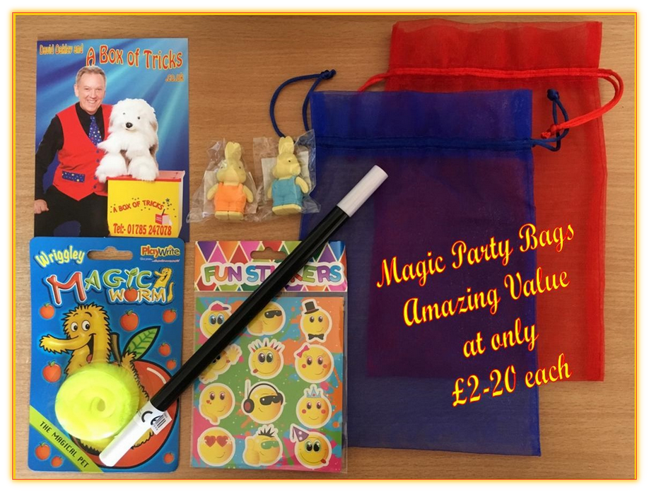 Magic Party Bags