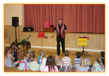 Magic shows for Schools